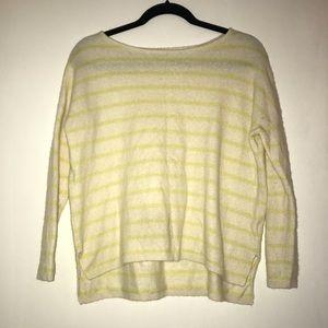 🚫SOLD🚫 Alice + Olivia Striped Cashmere Sweater